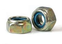 DIN 985 nylon insert nuts