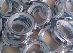 GUK Series Nylon Insert Lock Nut