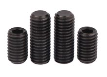 DIN 913 Flat Point Socket Set Screws