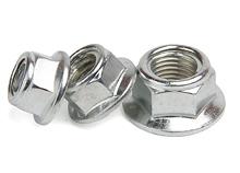 DIN 6927 flange lock nuts