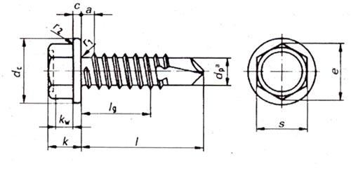 DIN 7504 k