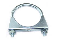 Muffler Exhaust Clamps