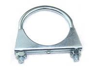 muffler exhaust clamps