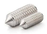 DIN 914 Cone Point Socket Set Screws